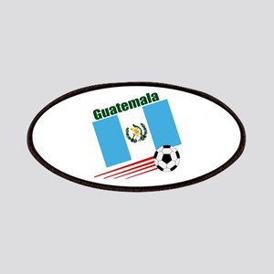 Guatemala Soccer Team Patches
